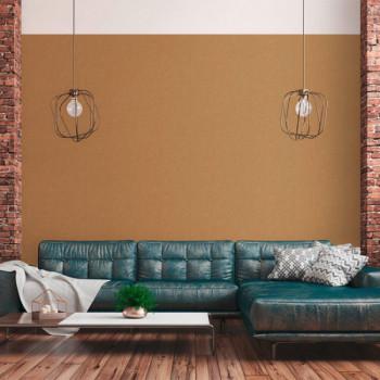 Papier peint intissé lessivable effet grainé beige AS CREATION Antonio Barcelona