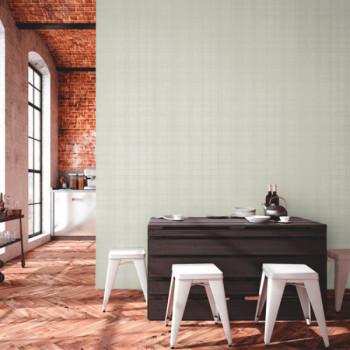 Papier peint intissé lessivable carreaux gris AS CREATION Ava New York