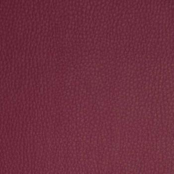 Tissu simili cuir prune 140 cm