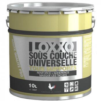 Sous-couche Loxxo universelle blanc mat 10 L