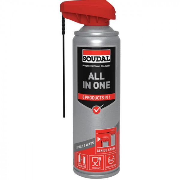 Spray 8 en 1