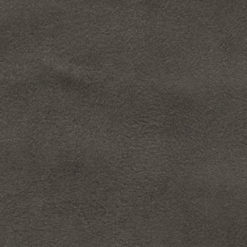 Tissu suédine gris acier 140 cm