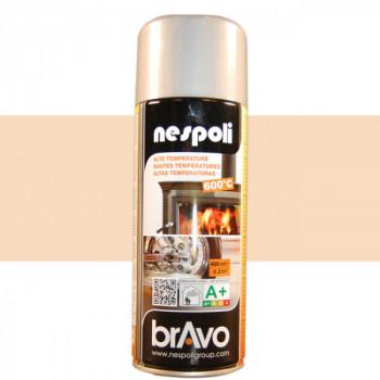 Peinture Bravo Spray aérosol haute température aluminium 400 ML