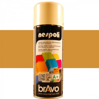 Peinture Bravo Spray aérosol multi-supports cuivre 400 ML