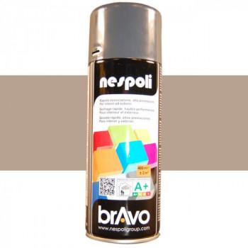 Peinture Bravo Spray aérosol multi-supports gris anthracite 400 ML