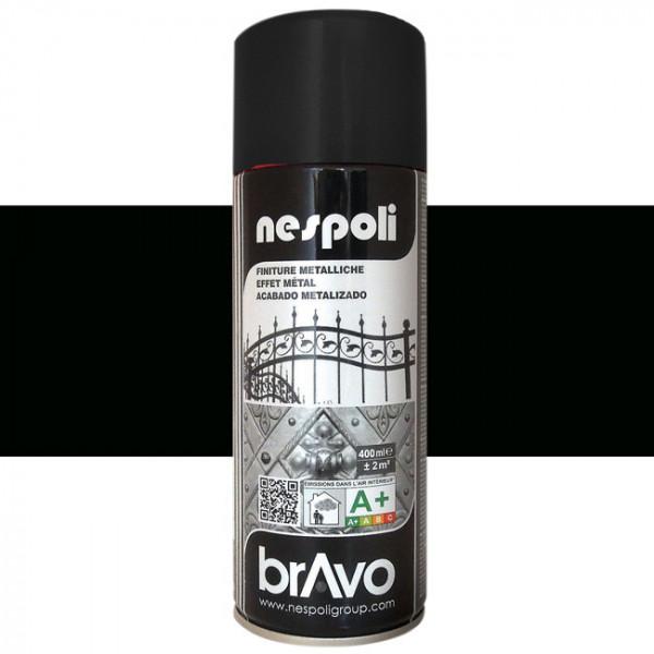Peinture Bravo Spray aérosol noir...