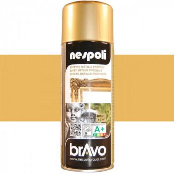 Peinture Bravo Spray aérosol multi-supports or 400 ML