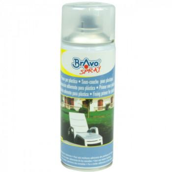 Sous-couche Bravo Spray aérosol pvc blanc 400 ML