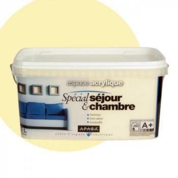 Peinture Apara Murs et plafonds  intérieurs   champagne satin 2,5L