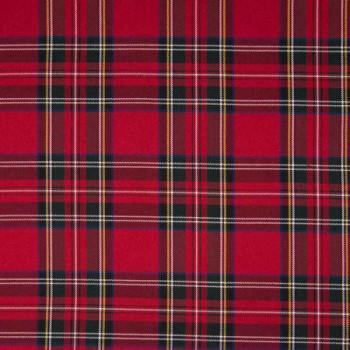 Tissu carreaux écossais 150 cm