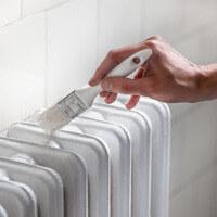 Peinture radiateur et haute température
